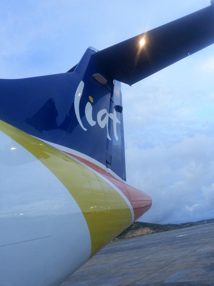 LIAT's new ATR