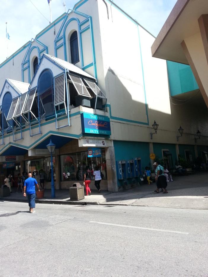 Cave Shepherd Mall.