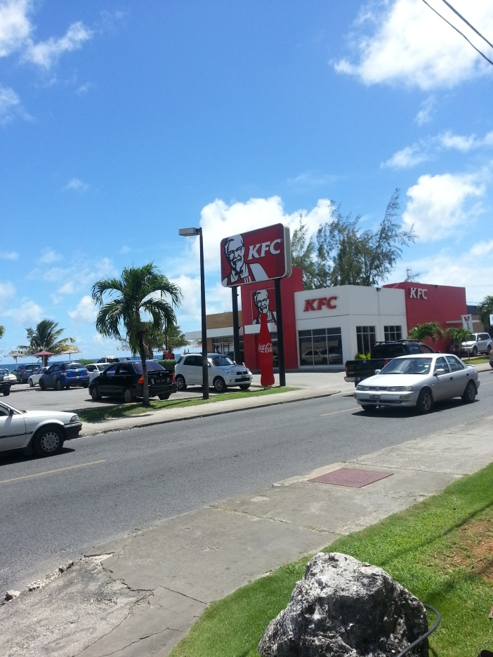 KFC, Hastings Branch