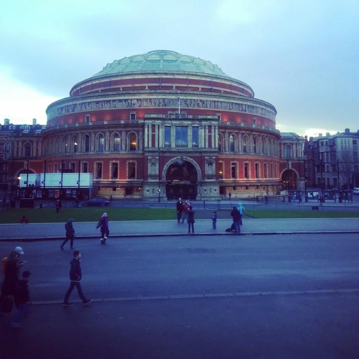 Prince Albert Hall.