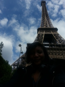 Selfie fail. :)